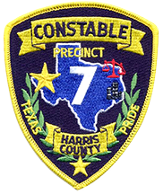 Harris County Constable Precinct 7
